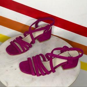 NEW Vagabond strappy heels